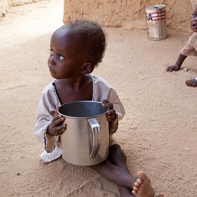為非洲兒童捐款有什麼意義